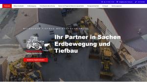 Maisacher Tiefbau – Qualität im Tiefbau seit 1993' - www_maisacher-tiefbau_de
